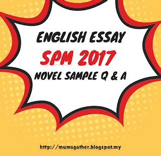 english essay samples upsr